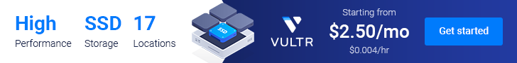 Free Vultr